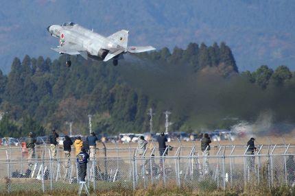 新田原基地航空祭 基地の外のギャラリー 2
