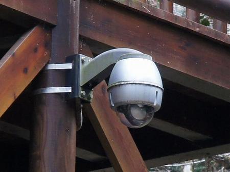 高千穂峡のネットワークカメラ02